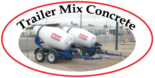Concrete sales in Amarillo TX