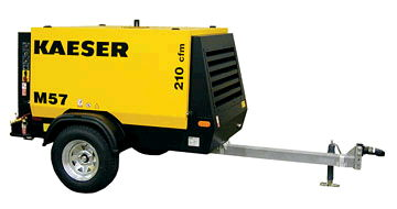 Where to find AC - KAESER 210 CFM - DIESEL in Amarillo