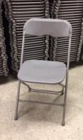 Where to rent CHAIRS -       GRAY w gray legs -  MIDAS in Amarillo TX