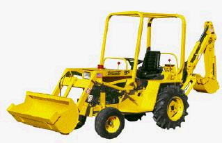 Where to find FOR SALE     BACKHOE 24  8hr day- DIESEL in Amarillo