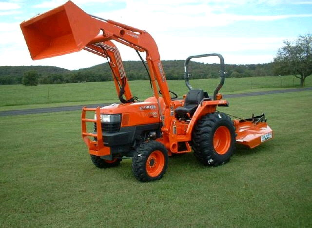 Where to find KUBOTA  46HP  TRACTOR in Amarillo