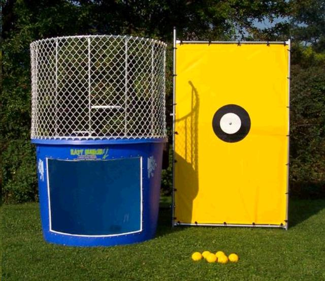 Where to find DUNKING BOOTH - 10 BALL TRAILER in Amarillo