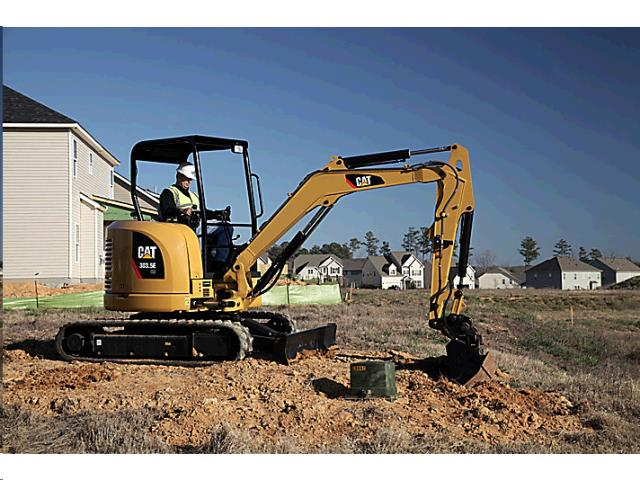 Where to find EXCAVATOR - 4 LARGE CAT  8HR DAY- DIESEL in Amarillo